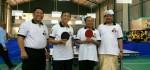 Hadiri Tenis Meja Kapolda Cup, Koster Buka Pertandingan Vs Pastika