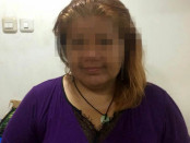 Kepolisian Resor Metro Jakarta Barat mengamankan karyawati sebuah perusahaan yang melakukan penggelapan uang senilai Rp 623 juta - foto: Bob/Koranjuri.com