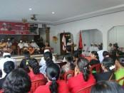Simakrama calon gubernur Bali nomer urut 1 I Wayan Koster di Kabupaten Jembrana - foto: Istimewa