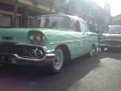 Mobil antik koleksi PPMKI Bali - foto: Istimewa