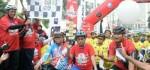 Gowes Jakarta-Surabaya Kampanyekan Safety Riding