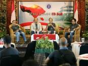 Cagub Bali nomer urut 1 I Wayan Koster menghadiri 'Temu Alumni ITB Bali' di Hotel Inna Grand Bali Beach, Minggu, 1 April 2018 - foto: Istimewa