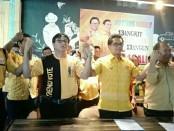 Kegiatan DPD Partai Hanura Provinsi Bali dalam menindaklanjuti pendaftaran pencalegan 2019 - foto: Koranjuri.com
