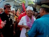 Kali ini dukungan datang dari komunitas muslim Karya Damai di Sidakarya, Denpasar - foto: Istimewa