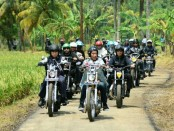 Presiden Joko Widodo (Jokowi) melakukan kunjungan kerja ke Kabupaten Sukabumi, Jawa Barat, Minggu 8 April 2018 - foto: Istimewa