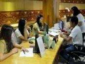 Pelayanan di MPP Sewaka Dharma Pemkot Denpasar - foto: Ari Wulandari/Koranjuri.com