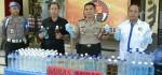 4 Warung Disisir Polisi, Ratusan Liter Arak Diamankan
