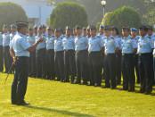 Panglima Komando Operasi TNI AU I (Pangkoopsau I) Marsekal Muda TNI Nanang Santoso, melakukan evaluasi terhadap pencapaian program kerja - fotoo: Istimewa