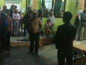 Warga terdampak gempa Banjarnegara masih trauma pasca muncul gempa susulan dengan kekuatan 3,4 SR, Sabtu, 21 April 2018 - foto: Istimewa