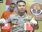 Satresnarkoba Polres Badung mengamankan 5 pelaku narkoba, salah satunya oknum PNS - foto: Istimewa