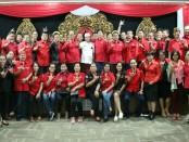 I Wayan Koster menerima kunjungan rombongan dari Jakarta berjumlah sekitar 40 orang - foto: Istimewa
