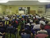 Tim pemenangan Koster-Ace di Buleleng mensosialisasikan program cagub nomer urut 1 di Desa Samirenteng, Kecamatan Tejakula, Buleleng - foto: Istimewa
