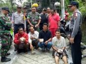 Lima orang pendaki yang tersesat di Gunung Batukaru Kecamatan Penebel, Tabanan berhasil dievakuasi - foto: Istimewa