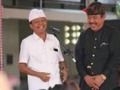 Pasangan Calon (Paslon) Gubernur-Wakil Gubernur Bali Nomor Urut 1, Wayan Koster-Tjok Oka Arta Ardana Sukawati (Koster-Ace)