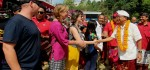 Tampilkan Parade Budaya, Kampanye Koster-Ace di Sudaji Pukau Wisman