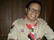 Ki Gandung Ngadino, S.Pd, Kepala SMK TKM Purworejo - foto: Sujono/Koranjuri.com
