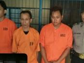 3 orang sebagai pengguna dan pengecer pil koplo diamankan Polsek Denpasar Barat - foto: Istimewa