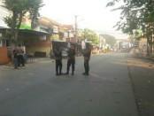Suasana di luar Mako Brimob, Depok, Jawa Barat, Kamis, 10 Mei 2018 - foto: Istimewa
