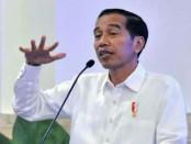 Presiden Joko Widodo - foto: Setkab RI