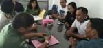 Kesbangpol Bali Kunjungi Kantor DPW IMO
