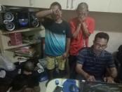 Empat pelaku penganiayaan ditangkap Sat Reskrim Polres Badung - foto: Istimewa