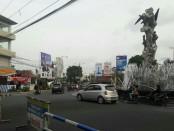 Rekayasa lalulintas diberlakukan di dalam kota Kebumen selama Operasi Ketupat Candi 2018 - foto: Koranjuri.com