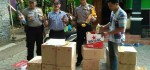 Operasi Pekat Masih Berlangsung, Ratusan Botol Miras Ilegal Diamankan