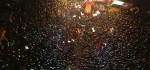 Konser Musik Satu Jalur Sedot Puluhan Ribu Massa