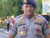 Kasat Brimob Polda Sulsel, Kombes Pol Adeni Muhan Daeng Pabali - foto: Istimewa