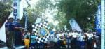 Manunggal TNI-Rakyat, Danlanal Gelar Fun Walk