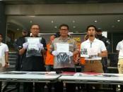 Subdit 4 Jatanras Dit Reskrimum Polda Metro Jaya, Polres Metro Jakarta Utara dan Polsek Penjaringan berhasil mengungkap dan menangkap pelaku kasus pembunuhan berencana - foto: Bob/Koranjuri.com