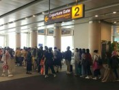 Penumpang di Bandar Udara I Gusti Ngurah Rai, Bali - foto: Ilustrasi/AirportNgurahRai