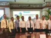 Pertemuan dengan Kepala Perwakilan BI (Ka KPw BI) Provinsi Bali dengan Dewan Pengurus Daerah Real Estat Indonesia (DPD-REI) Bali pada Senin, 16 Juli 2018 di Kantor Perwakilan Bank Indonesia Provinsi Bali - foto: Ari Wulandari/Koranjuri.com