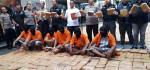Polisi Bongkar Ganja Seberat 1.434 Kg yang Disamarkan dengan Muatan Ikan Asin