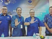 DPD Partai NasDem Kota Denpasar terus melakukan berbagai inovasi untuk memajukan partai, meningkatkan kualitas kader dan mencapai target perolehan kursi DPRD Kota Denpasar di Pileg 2019 - foto: Ari Wulandari/Koranjuri.com