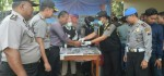 Antisipasi Peredaran Narkoba, Personil Polres Purworejo Jalani Test Urine