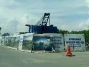 Pembangunan Underpass Simpang Tugu Ngurah Rai - foto: Ari Wulandari/Koranjuri.com