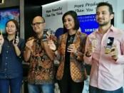 Peresmian outlet SES di Store CW, di Denpasar, Bali, Kamis (30/8/2018) - foto: Ari Wulandari/Koranjuri.com