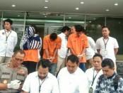 Subdit Reknata Ditreskrimum Polda Metro Jaya mengungkap kasus prostitusi anak di bawah umur di Apartemen Kalibata, Jakarta Selatan - foto: Bob/Koranjuri.com