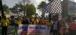 Ribuan Peserta Ikuti Jalan Sehat Unik SMP N 4 Purworejo