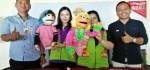 Pertunjukkan Boneka Semarakkan Hari Kemerdekaan di DSM