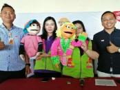 Hops Puppet Show, kelompok panggung boneka dan drama - foto: Ari Wulandari/Koranjuri.com