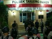 Apel operasi Cipta kondusif Polsek Tanjung Duren mengantisipasi kejahatan jalanan saat perhelatan Asian Games 2018 - foto: Bob/Koranjuri.com