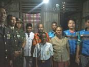 Yohanis tinggal di Dusun Halimuti, Desa Silawan Kecamatan Tastim, Kabupaten Belu. Jarak rumahnya dari kota Atambua sekitar 21 kilometer dan 2 kilometer dari PLBN Terpadu Motaain yang berbatasan langsung dengan Timor Leste - foto: Istimewa