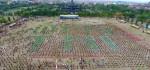 Goyang Gemu Famire HUT TNI Ke-73 Pecahkan Rekor Dunia Muri