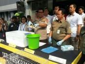 Ratusan satwa liar dilindungi berhasil diselamatkan dari 9 pelaku yang memperdagangkan secara online via Medsos - foto: Istimewa