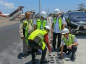 Final, verifikasi dan evaluasi perluasan apron dan fasilitas pendukung BNR Bali - foto: Ari Wulandari/Koranjuri.com