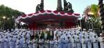 Ratusan Pemangku Seluruh Bali Gelar Doa Bersama untuk Lancarnya IMF-WB