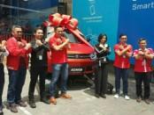 Program DIGIPRISE peringati Hari Pelanggan Nasional, kerjasama Telkomsel dan CW - foto: Ari Wulandari/Koranjuri.com