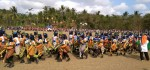 Tarian Massal Kuda Lumping Menandai Grebeg Jathilan